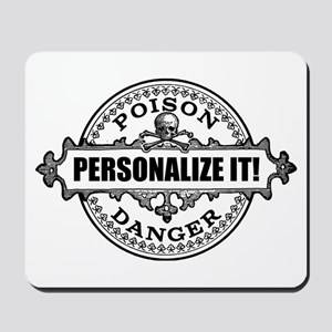 personalized poison Mousepad