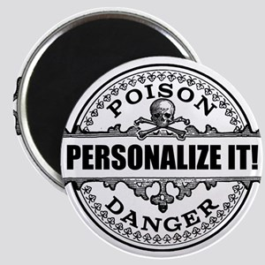 personalized poison Magnet