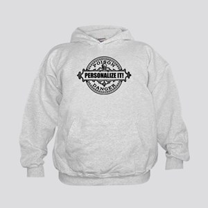 PERSONALIZED Poison Label Hoodie