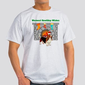 Warmest Howliday Wishes T-Shirt