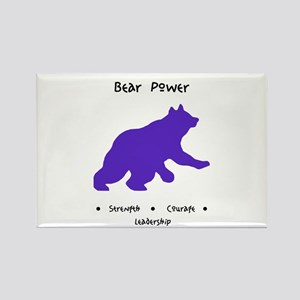 Purple Bear Medicine Gifts Magnets