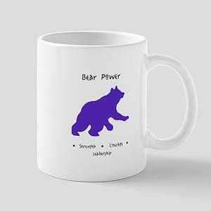 Purple Bear Medicine Gifts Mugs