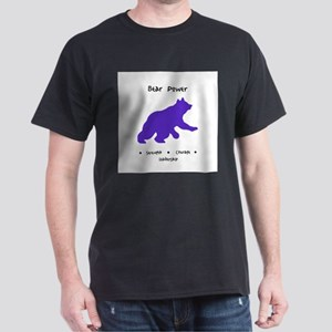 Purple Bear Medicine Gifts T-Shirt