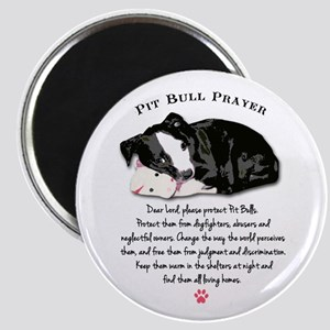 Pit Bull Prayer Magnets