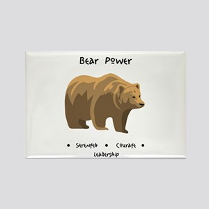 Bear Totem Power Magnets