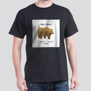 Bear Totem Power T-Shirt