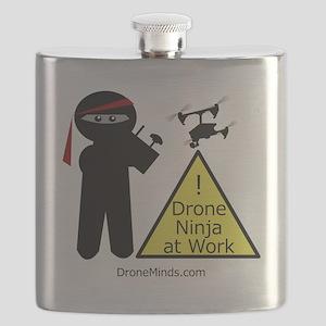 Drone Ninja at Work! Flask