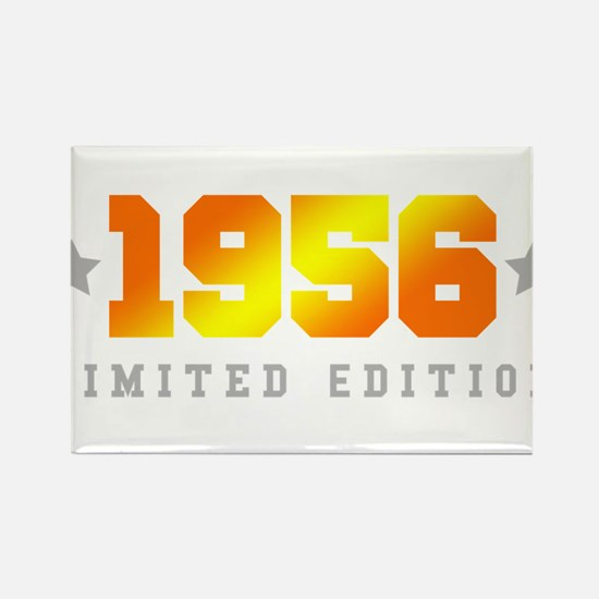 Limited Edition 1956 Birthday Magnets