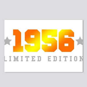 Limited Edition 1956 Birthday Postcards (Package o
