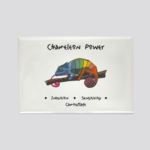 Chameleon Animal Totem Power Magnets