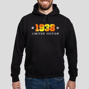 Limited Edition 1938 Birthday Hoody