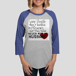 Husband hero Long Sleeve T-Shirt
