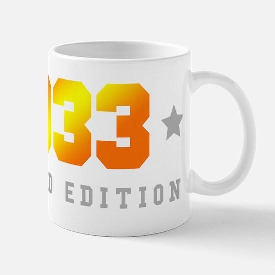 Limited Edition 1933 Birthday Mugs
