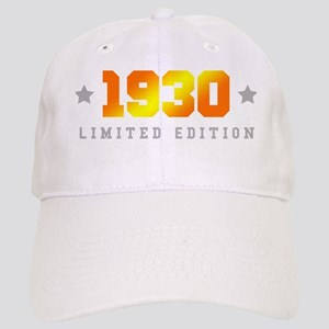 Limited Edition 1930 Birthday Cap