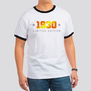 Limited Edition 1930 Birthday T-Shirt