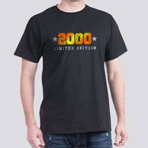 Limited Edition 2000 Birthday Shirt T-Shirt