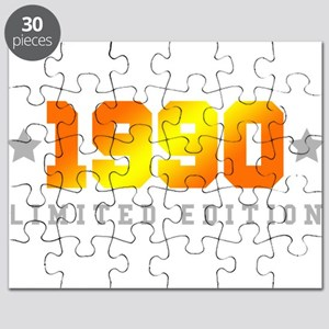 Limited Edition 1990 Birthday Shirt Puzzle