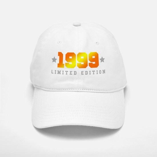 Limited Edition 1999 Birthday Shirt Baseball Baseball Cap