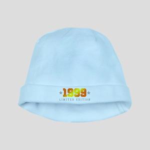 Limited Edition 1999 Birthday Shirt baby hat