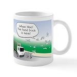 Food Truck Mug Mugs