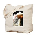 Spindle artist Tote Bag