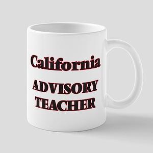 California Advisory Teacher Mugs