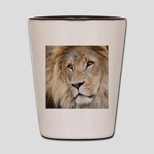 Lion20150804 Shot Glass