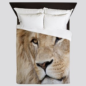Lion20150804 Queen Duvet
