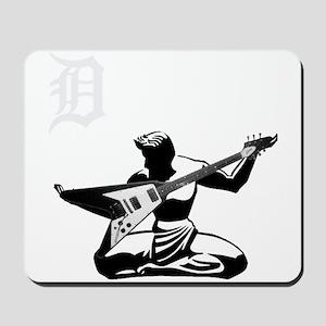 Detroit Rock City Mousepad