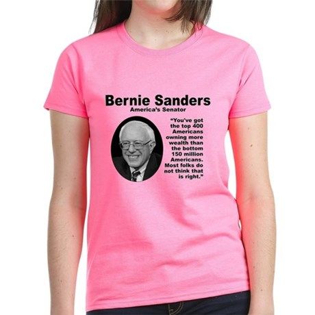 Sanders: 400 Women's Dark T-Shirt