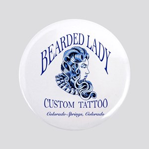 Bearded Lady Logo Button