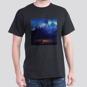 Strange Creatures During Winter T-Shirt