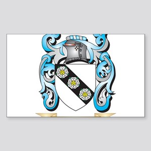 Carey Coat of Arms - Family Crest Sticker