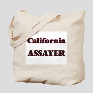 California Assayer Tote Bag