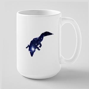 Alligator Starlight Large Mug