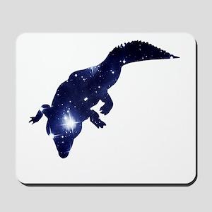 Alligator Starlight Mousepad