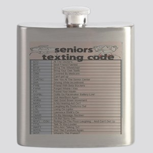 senior texting code Flask