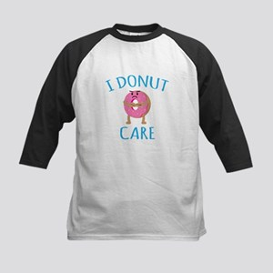 I Donut Care Baseball Jersey