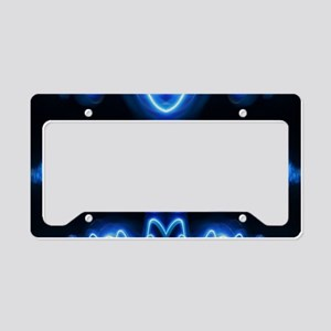 Soundwave deejay Techno music License Plate Holder