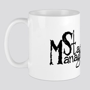 Stage Manager (Square) Mugs