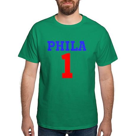 PHILA #1 Dark T-Shirt