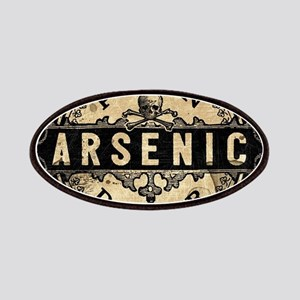 Arsenic Vintage Style Patch