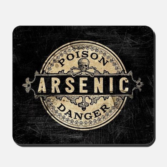 Arsenic Vintage Style Mousepad