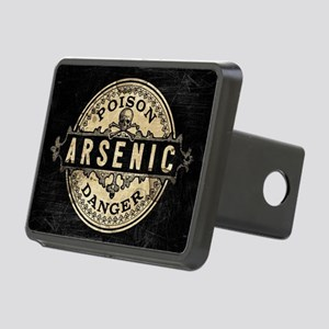 Arsenic Vintage Style Rectangular Hitch Cover
