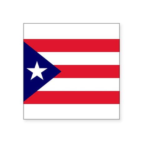 Puerto Rican Sticker Puerto Rican Sticker Puerto Rican Sticker Square Sticker 3