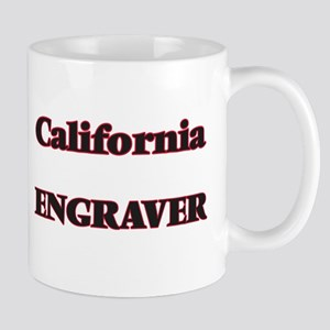 California Engraver Mugs