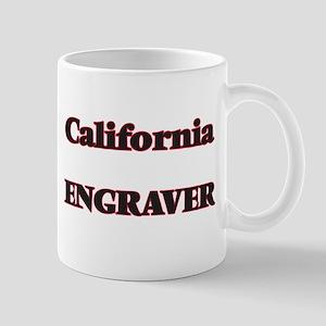California Engraver Mugs