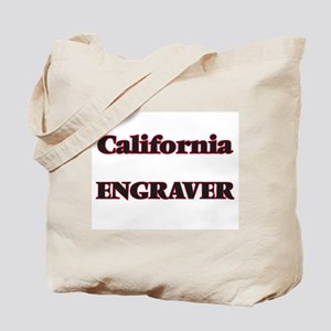 California Engraver Tote Bag