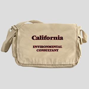California Environmental Consultant Messenger Bag