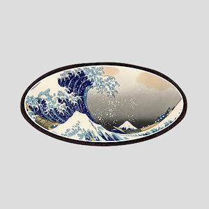 Great Wave Over Kanagawa (Kanagawa Oki Nami Patch